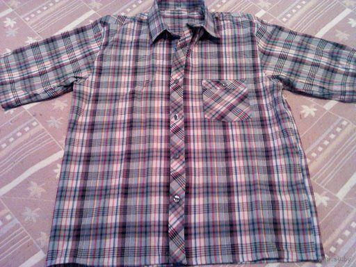 НОВАЯ рубашка на школьника