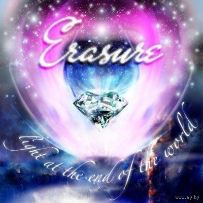 "ERASURE ""Light at the End of the World"" Audio CD"
