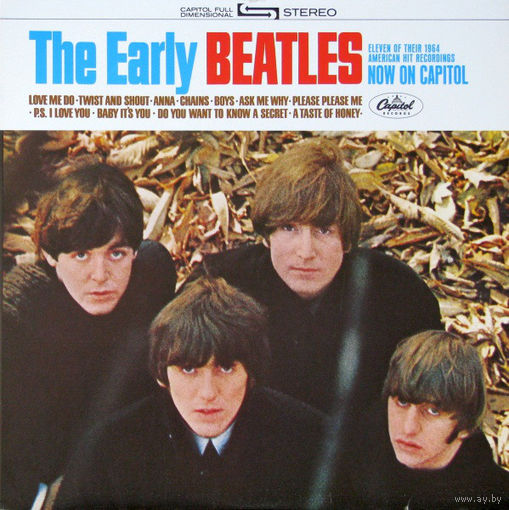 Beatles - The Early Beatles - LP - 1965