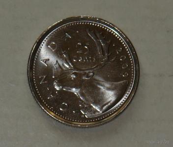 Канада 25 центов 2006 года    распродажа