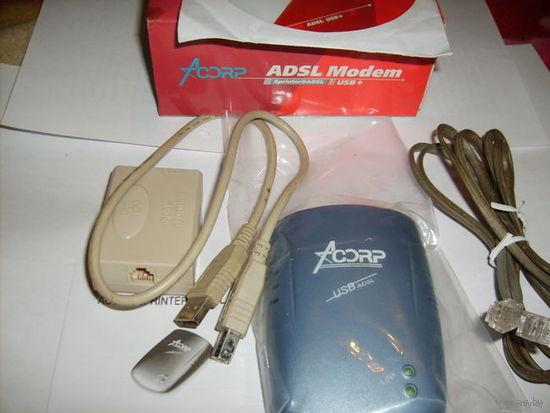 Модем Acorp Sprinter@ADSL