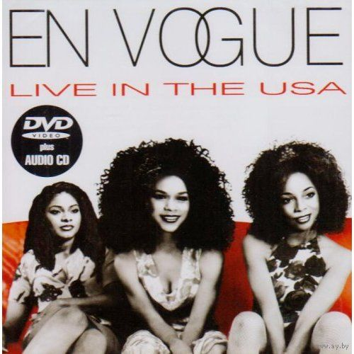 "EN VOGUE ""Live in the USA"" (DVD 9 & Audo CD)"