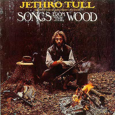 Jethro Tull - Songs From The Wood - LP - 1977
