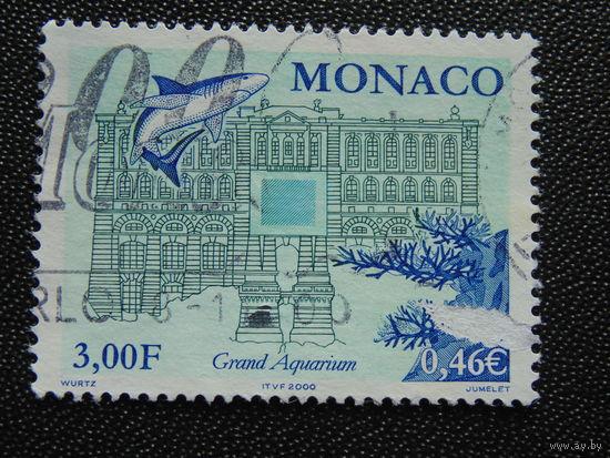 Монако 2000 г. Архитектура.