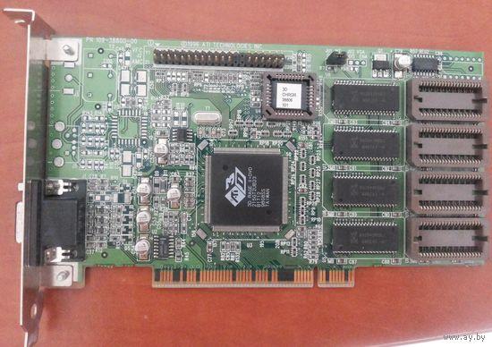 Видеокарта PCI