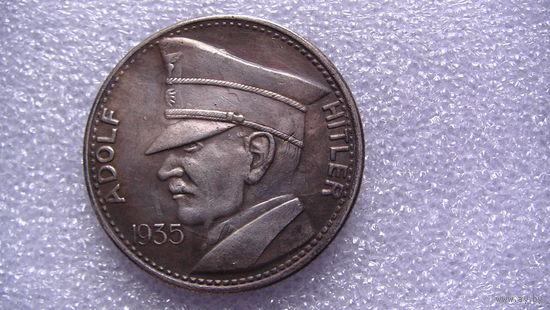 Германия 5 дойч марок 1935г. Адольф. распродажа