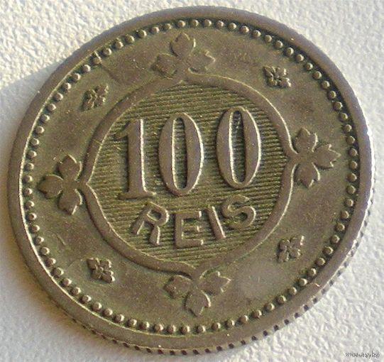 Португалия, 100 рейс 1900 года