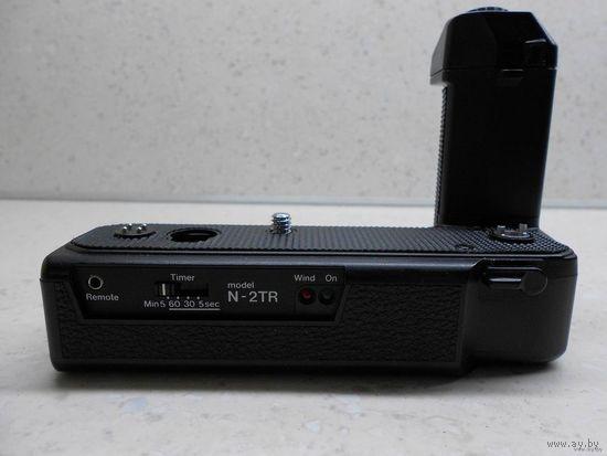 Моторизованный привод SOLIGOR Model N-2TR для Nikon FA, FE2, FM2