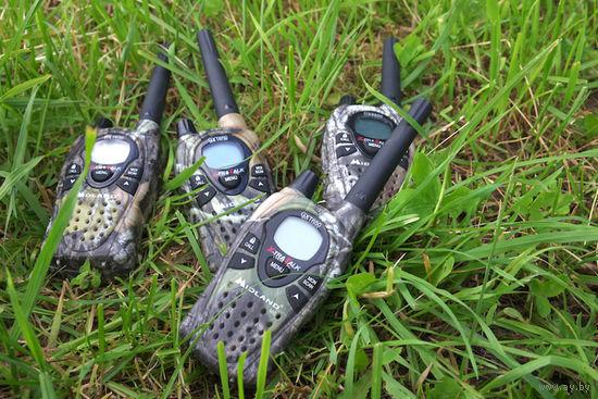 Прокат! Рации портативные (радиостанции) Midland GXT650