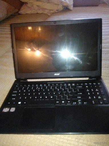 Ноутбук Acer v5-551 разборка