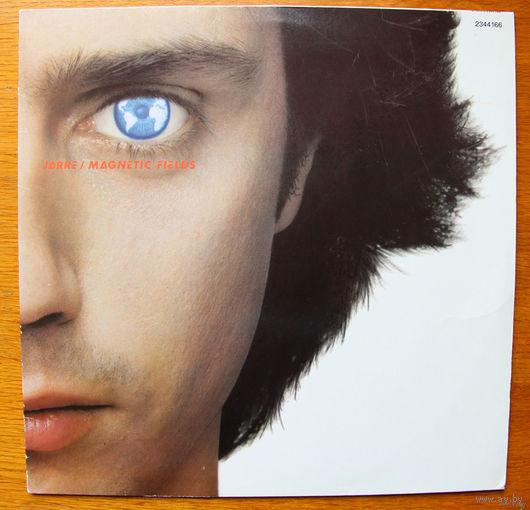 """Jean-Michel Jarre """"Magnetic Fields"""" LP, 1981"""
