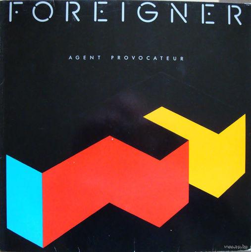 0463. Foreigner. Agent Provocateur. 1984. Atlantic (EEC) = 15$