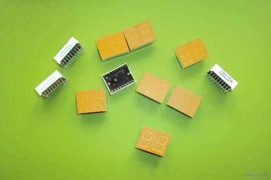 Светодиодная семисегментная двухразрядная матрица LTD6610E