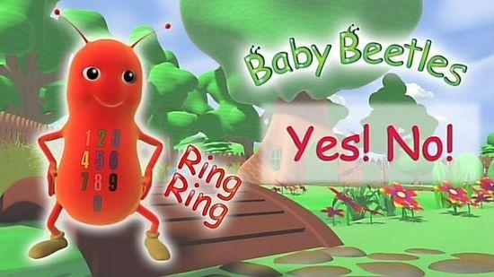 АНГЛИЙСКИЙ ЯЗЫК для малышей: Baby Beetles - Дети-жуки + Noodlebug all about me + Noodlebug animal friends - учебное видео для детей для занятий английским языком