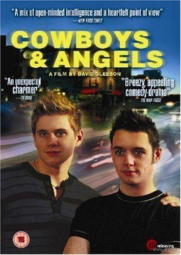 Ковбои и ангелы / Cowboys and Angels (Дэвид Глисон / David Gleeson) ( DVD5)