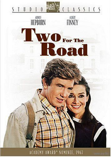 Двое на дороге / Two for the Road (Одри Хепберн,Альберт Финни) DVD9