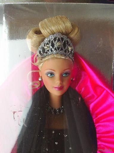 Кукла Барби_Barbie Happy Holidays от Mattel_1998_год_Коллекционный выпуск_cерия_Happy Holidays_НОВАЯ_В упаковке!