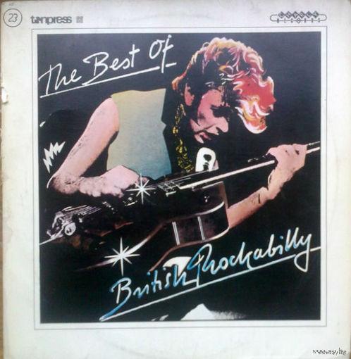 Various  -  The Best Of British Rockabilly - LP - 1982