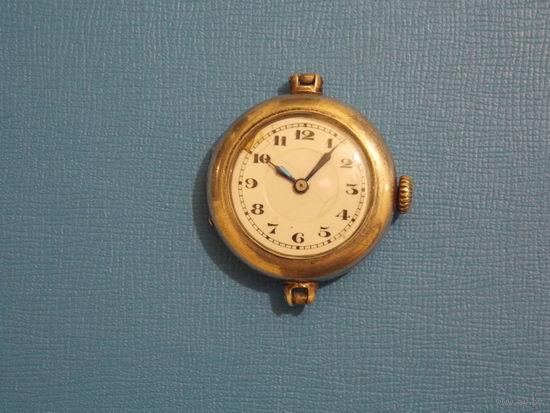 Часы Швейцария-серебро!-19 в.
