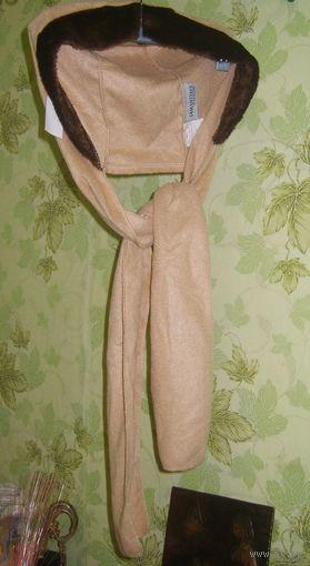 Шапка-шарф (снуд)