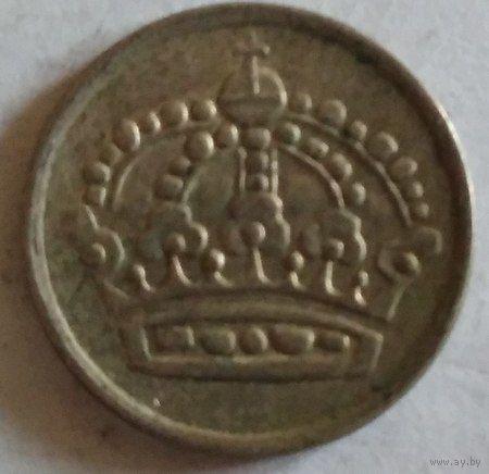 Швеция 10 эре 1954