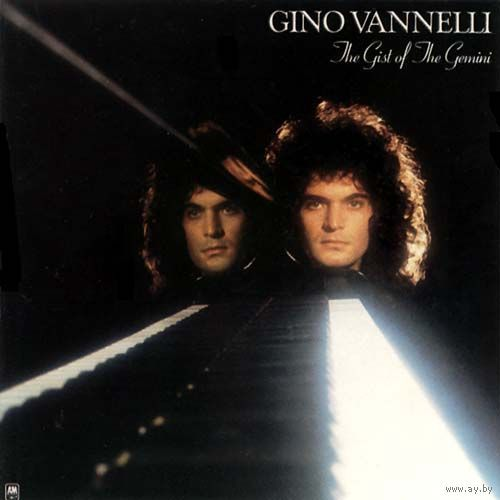 Gino Vannelli - The Gist Of The Gemini - LP - 1976