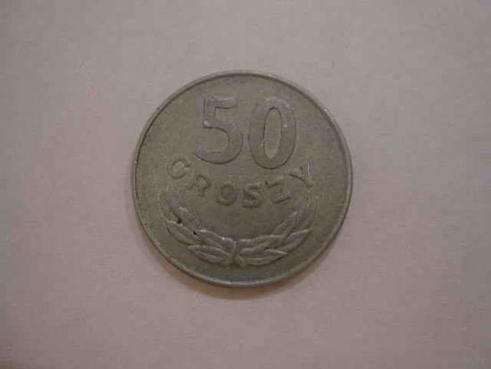 50 грош 1977 Y# 48.1(Польша)