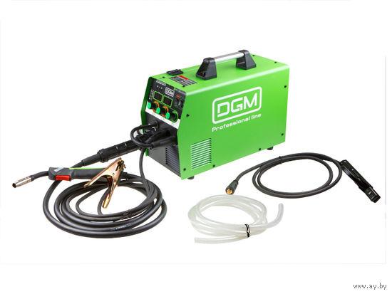 Полуавтомат сварочный DGM DUOMIG-251E (MIG/MAG/FLUX/MMA) (220В, MIG/MAG/FLUX/MMA, евроразъем)