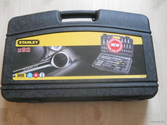 Набор инструментов Stanley 92 предмета