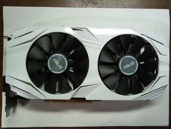 Видеокарта ASUS GeForce GTX 1060 3GB OC