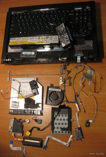 Ноутбук Lenovo G505(20240) разбор -многое подходит G500 G510