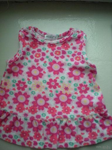 Платье-туника р. 68-80