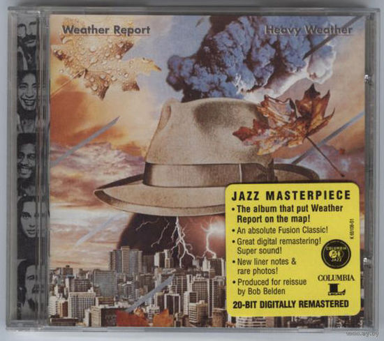 CD Weather Report - Heavy Weather
