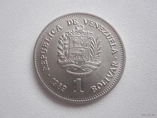 1 Боливар 1989 (Венесуэла)