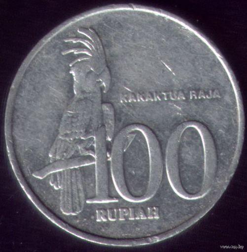 100 Рупий 2001 год Индонезия
