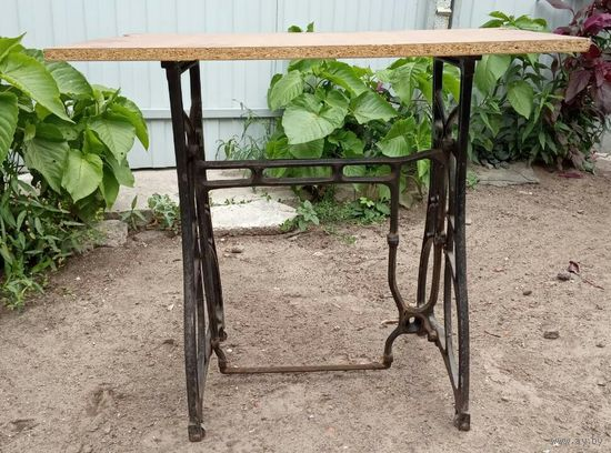Станина стол мангал