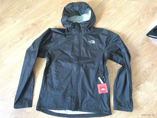 Куртка Новая The North Face Venture Jacket DryVent Водонепроницаемый р. М L графит БЕСПЛАТНАЯ ДОСТАВКА