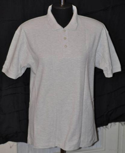 Рубашка с коротким рукавом (размер 50 -52, хлопок)