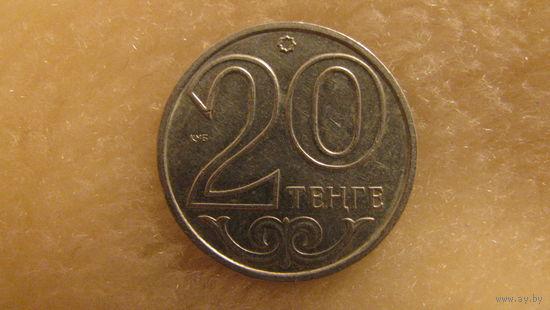 Казахстан 20 тенге 1997