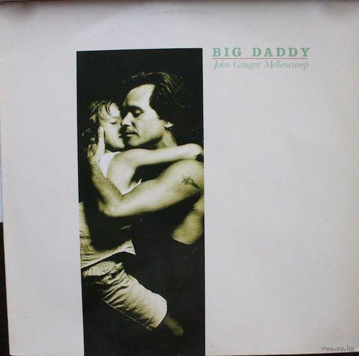 John Cougar Mellencamp - Big Daddy-1989,Vinyl, LP, Album,Made in Europe.