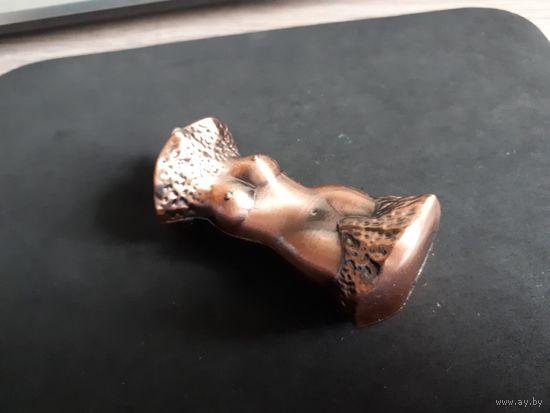 Зажигалка в виде статуэтки, турбо пламя.