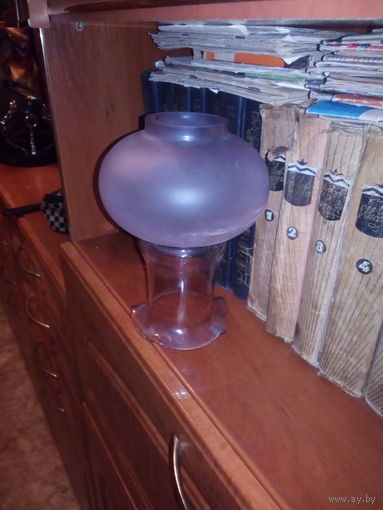Плафон для светильника(розовый).