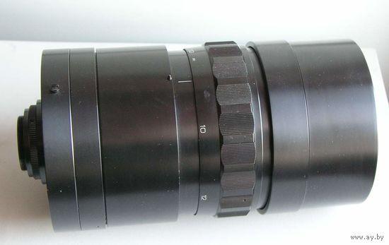 Корпус объектива МТО-1000 1100/10,5 резьба М42 без линз