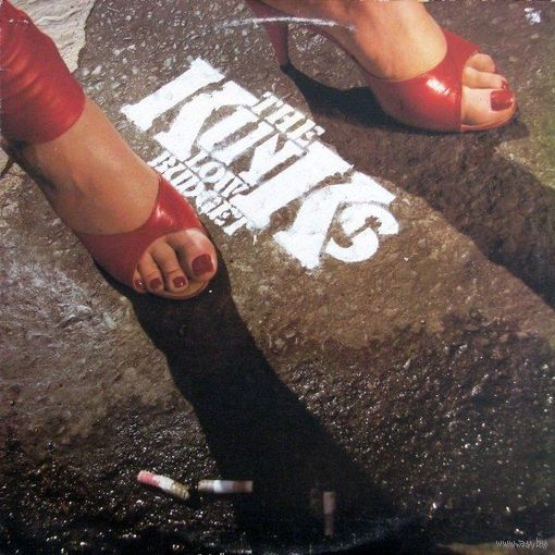 Kinks - Low Budget - LP - 1979