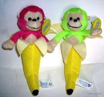 Обезьянки в бананах, новые