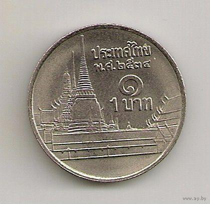 Таиланд - 1 бат, в блеске