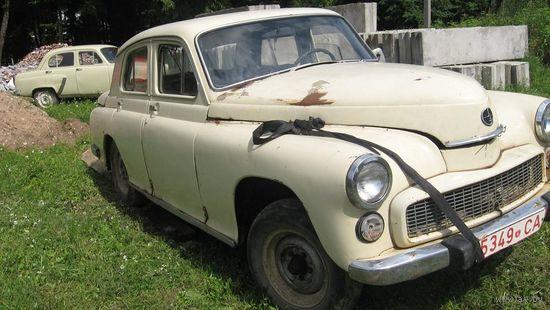 Автомобиль ВАРШАВА