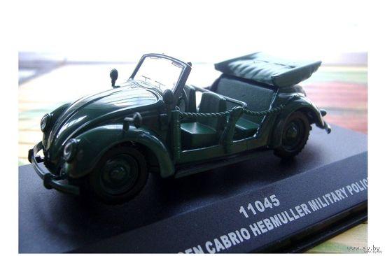 VW HEBMULLER  Военная полиция Германии 1949г.