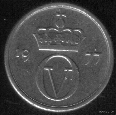 10 эре 1977 год Норвегия